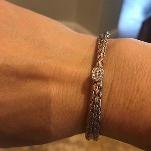 Jewelry - Two tone cuff bracelet